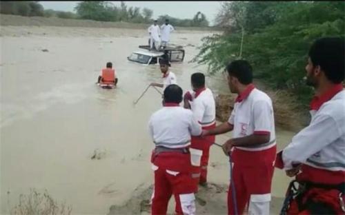 امدادرسانی به 321 نفر طی عملیات آبگرفتگی در 5 استان کشور