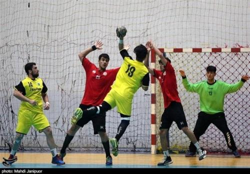 لیگ برتر هندبال، تداوم پیروزی های مس کرمان با شکست کیمیا کاشت