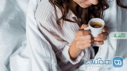 چگونه قهوه سیاه به کاهش وزن کمک می کند؟