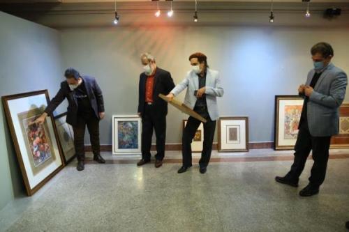 خبرنگاران 70 درصد آثار نگارگری جشنواره فجر، متعلق به جوانان است