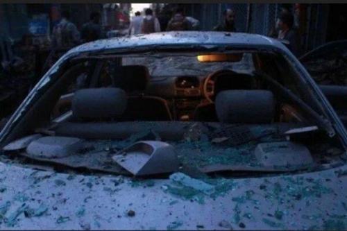 انفجار خودرو در ولایت هرات افغانستان، 7 تن کشته و 53 تن زخمی شدند