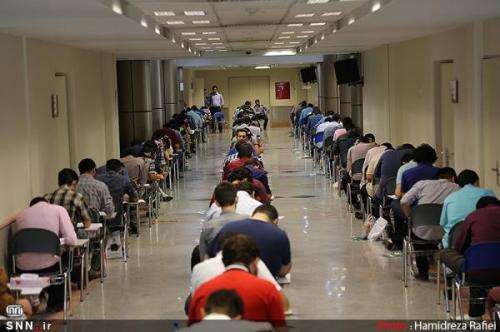 کاهش 5000 نفری داوطلبان آزمون دکتری تخصصی وزارت بهداشت خبرنگاران