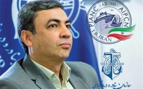 نماینده ایران رئیس کمیسیون همکاری انجمن جهانی زیرساخت های حمل و نقل شد