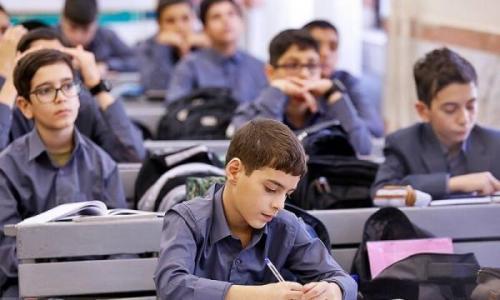 خبرنگاران پذیرش 466 دانش آموز در مدارس تیزهوشان قم