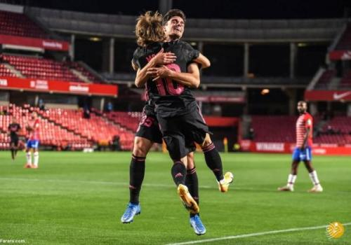 (ویدیو) خلاصه بازی گرانادا 1 - 4 رئال مادرید 24 اردیبهشت 00