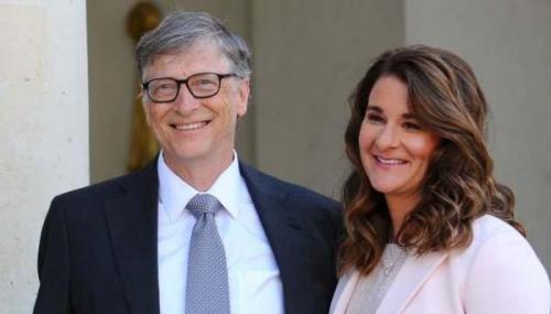 خبرنگاران بنیانگذار مایکروسافت از همسرش جدا می گردد