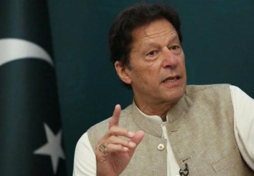 عمران خان: آمریکا باید پیش از خروج راه چاره سیاسی برای افغانستان ایجاد کند