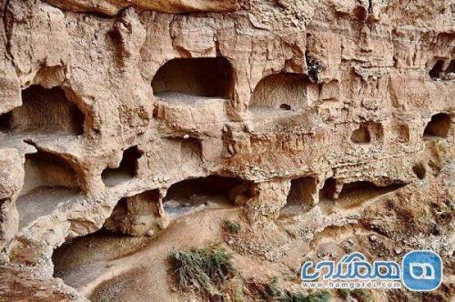 نفوذ آب غارهای تاریخی هنامه را در آستانه تخریب قرار داد