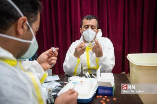 ثبت نام 5000 دانشجوی علوم پزشکی داوطلب برای مشارکت در واکسیناسیون